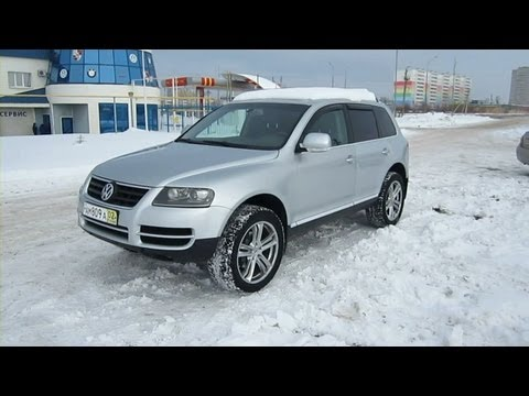 2004 Volkswagen Touareg 3.2. Start Up, Engine, and In Depth Tour.