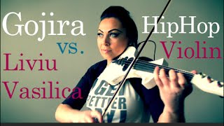 "Gojira & Liviu Vasilica - Fir-ai tu sa fii de murg (Cristina Kiseleff ""Robot Armasar Attack"" Cover)"