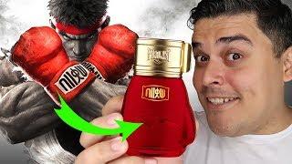 Pré Venda do Perfume do Street Fighter aqui → http://streetfighterf...