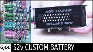 Making E-Bike Battery