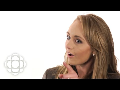 Graham Wardle & Amber Marshall on playing Ty & Amy - Heartland | CBC Connects