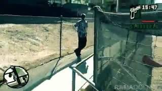 Видео   Прикольная имитация GTA в реальной жизни   Видеоролики на Sibnet