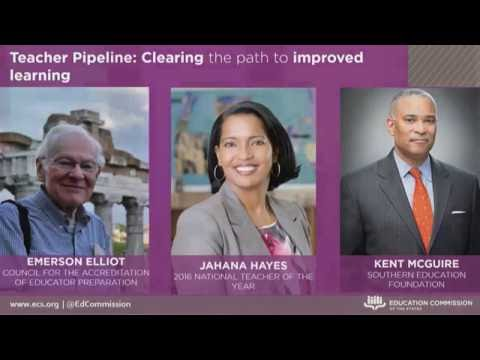Teacher Pipeline: Clearing the path to improved learning