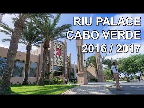 RIU PALACE CABO VERDE - 5* - KAPVERDEN - SAL - TEST / ERFAHRUNGSBERICHT - DEUTSCH - 2016/2017