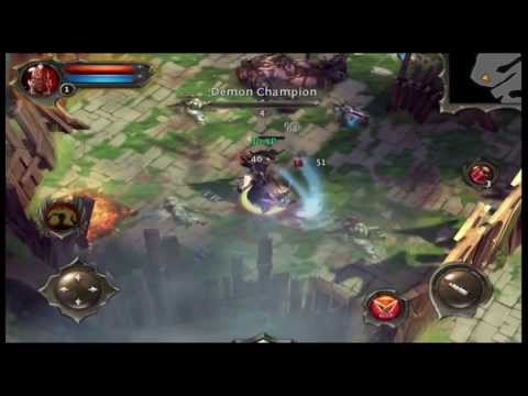 Dungeon Hunter 4 Gameplay/Commentary Part 1