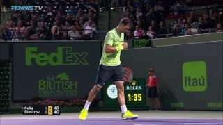 Hot shot of the Day - Grigor Dimitrov