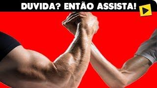 🔴 COMO VENCER QUALQUER UM NA QUEDA DE BRAÇO!! thumbnail