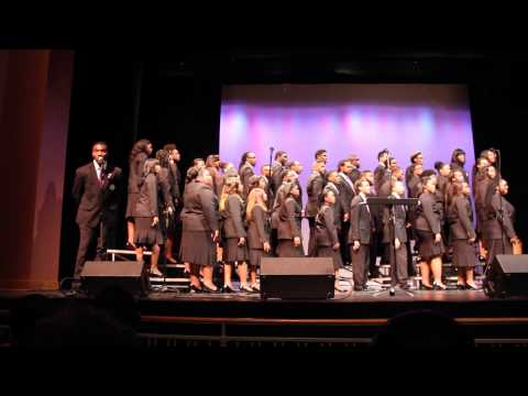 "Wiley College Acapella Choir ""I Couldn't Hear Nobody Pray"""