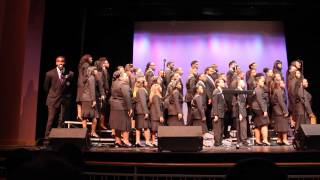 "Wiley College Acapella Choir ""I Couldn"