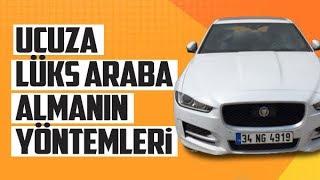 Ucuza Lüks Araba Nasıl Alınır? İcradan Araç Almanın Yöntemleri