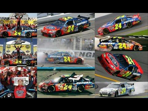 All 6 of Jeff Gordon's Wins in 2007 (Finishes) Jeff Gordon Edit
