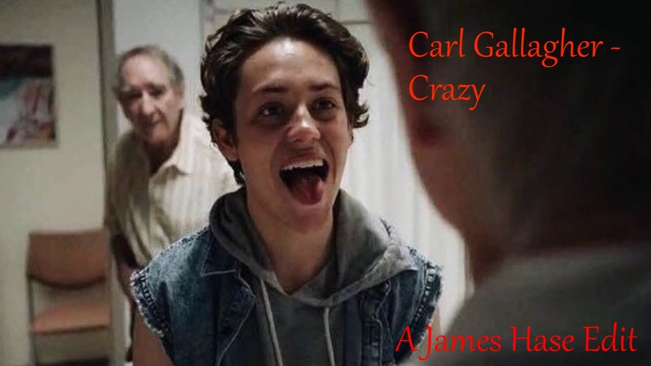 ~ Carl Gallagher ~ Crazy