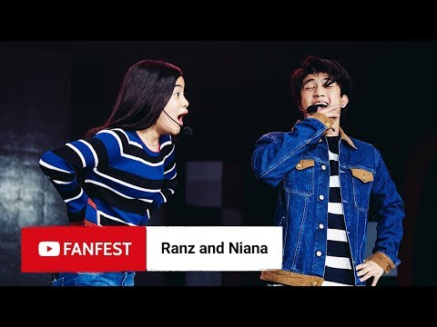RANZ AND NIANA - You Can Do It (Lyric / Lyric Video)