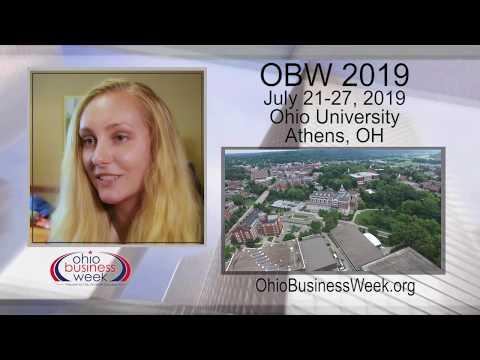 Ohio Business Week promo