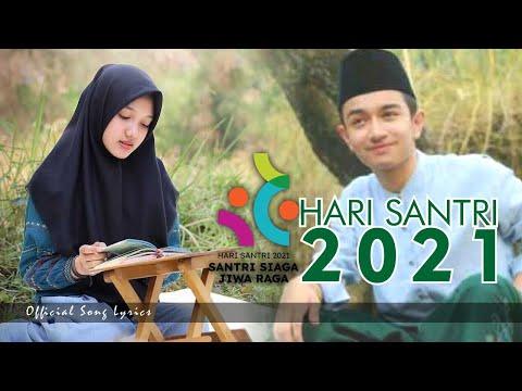 Official - Lagu Hari Santri Nasional 2018 + Lirik