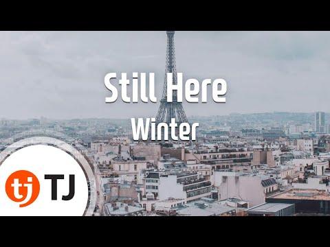 [TJ노래방] Still Here - Winter Green / TJ Karaoke
