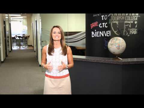 Canadian Tourism College feat. Claire Newell of Travel Best Bets (Video 4 of 4)