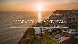 Luxury Resort Video Six Senses Resort and Spa Uluw...