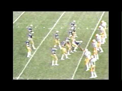LSU vs. #4 Notre Dame - 1981
