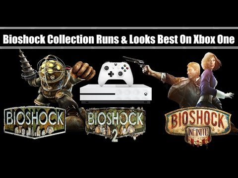 Digital Foundry Refuses To Say Bioshock Collection Is Better On Xbox One, Even Though It Runs Better