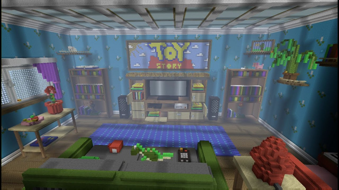 Sid S Room Toy Story