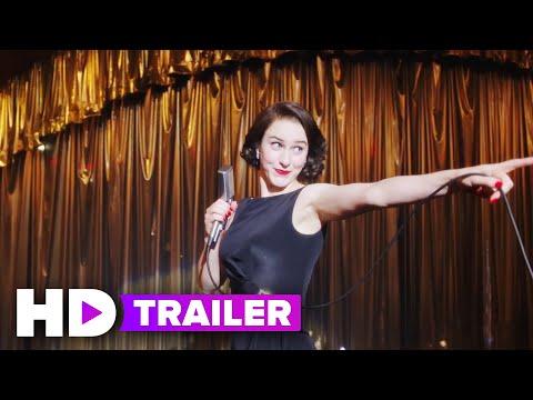 THE MARVELOUS MRS. MAISEL Season 3 Trailer (2019) Prime Video