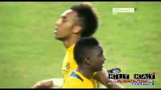 اهداف مباراة المغرب والجابون 3-2 Morocco VS Gabon