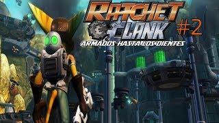 Ayudando Al Contrabandista|Ratchet And Clank Armados Hasta Los Dientes #2 (PS3) [STAR SONIC 512]