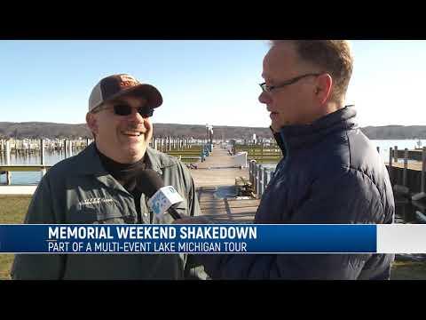 Memorial Weekend Shakedown