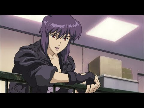 Motoko Kusanagi Character Appraisal Ghost in The Shell: Stand Alone Complex; 2nd GIG 20022005