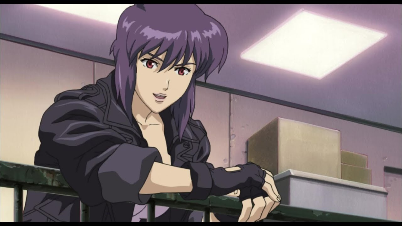 Motoko Kusanagi Character Appraisal Ghost In The Shell Stand Alone Complex 2nd Gig 2002 2005 Youtube