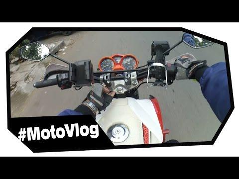 #MotoVlog Episode 3 - Review Raiser Tumpuk Vixion