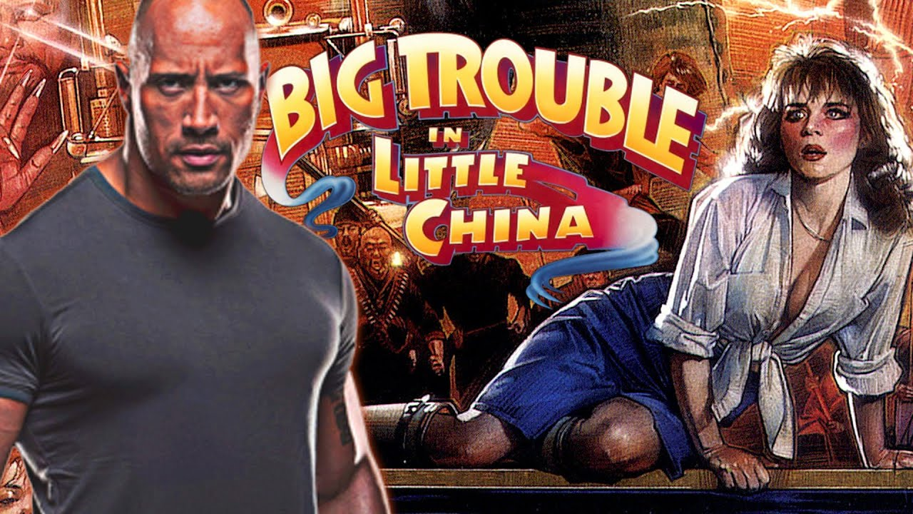Dwayne Johnson Quotes Wallpaper Dwayne Johnson To Star In Big Trouble In Little China