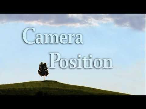 Camera Position 210 : The Calming Camera