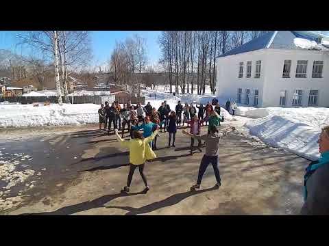 Омутнинск. День здоровья в педколледже
