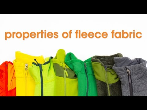 Fleece Fabric Properties