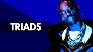 """TRIADS"" Trap Beat Instrumental 2018 