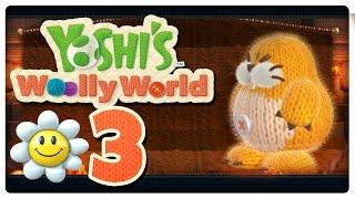 Let's Play YOSHI'S WOOLLY WORLD Part 3: Nun dürfen wir 100% spielen! thumbnail