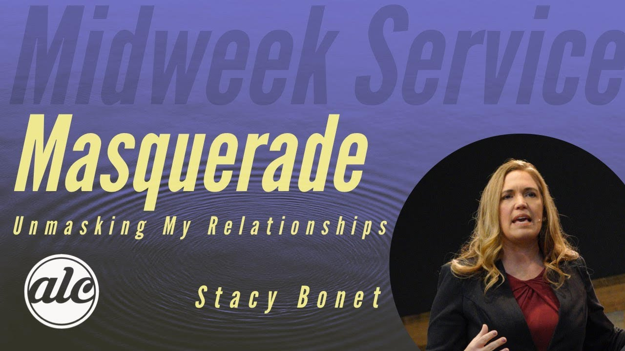 Masquerade, Unmasking My Relationships -Stacy Bonet