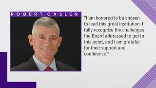 Robert Caslen named next USC president
