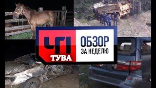 ЧП Тува Обзор за неделю - Новости Тыва и происшествия - от 02.08.2020