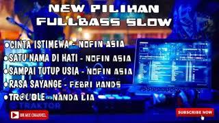 Download lagu Dj Terbaru Nofin Asia - Cinta Istimewa - Hanya Satu Nama Dihati - Sampaiku Tutup Usia Fullbass Slow