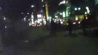 明かりが付き始めた六本木の東京ミッドタウン 栗原まゆ 検索動画 25