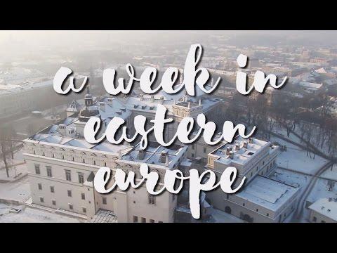 My Travel Diary #2 | Eastern Europe: Vilnius, Riga & more