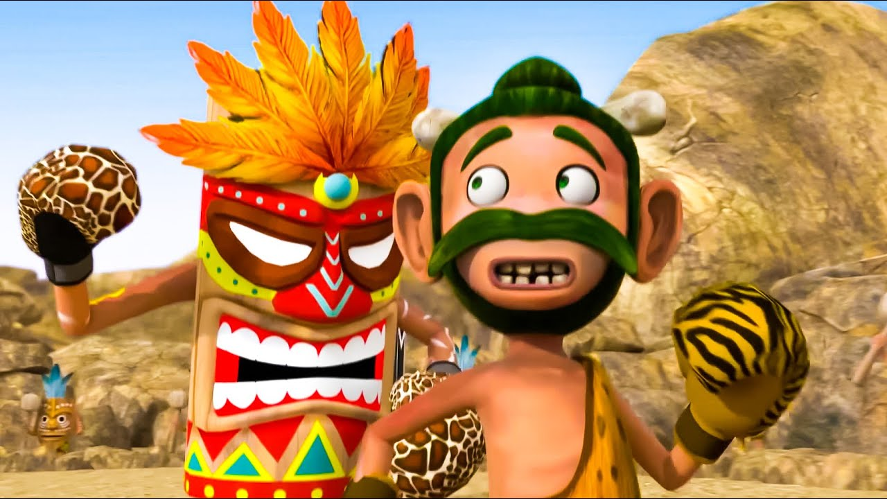 Oko Lele - Episode 29: Boxing - CGI animated short