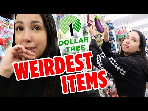 I WENT TO THE DOLLAR STORE AND TRIED THE WEIRDEST PRODUCTS | Mar