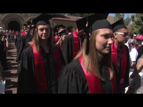Stanford University Baccalaureate 2018
