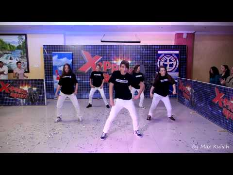 dance studio Action на проекте Xpress-artist