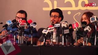 سعد لمجرد: بحب «محمد رمضان» لأنه مجتهد (اتفرج)
