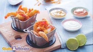 Pastella e tempura vi stanno un po' strette? Con la ricetta dei gam...